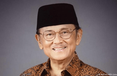 Condolences on passing of former Indonesian President