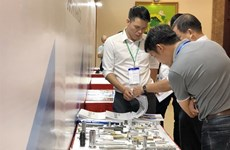 HCM City fair brings together supporting industries, manufacturers