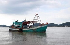 Defence Ministry actively engages in fighting IUU fishing