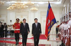 Cambodia, Laos set up comprehensive strategic partnership