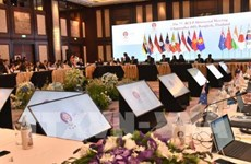 Thailand works to speed up RCEP talks