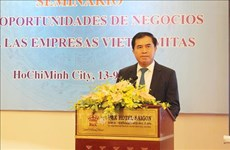 Vietnam, Cuba promote trade, investment cooperation
