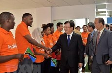Vietnam-Tanzania relations further consolidated: diplomat