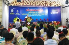 HCM City runs ornamental fish expo