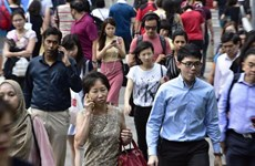 Unemployment rate in Singapore inches up 3.3 percent in Q2