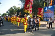 HCM City: Nghinh Ong festival in full swing in Can Gio