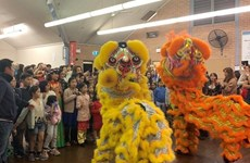 Mid-Autumn Festival held for Vietnamese children abroad