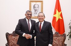 Gov't supports stronger ties between Vietnam, Singapore's courts: Deputy PM