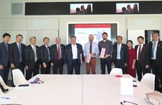 HCM City learns from Lyon's urban development experience