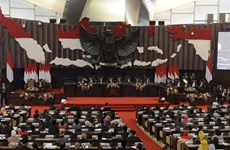 Indonesian parliament passes revisions to law on anti-graft agency