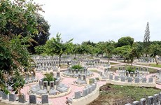 Martyrs' Cemetery Hill 82 to be upgraded into national