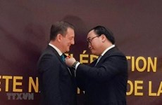 Vietnam always treasures France's position in foreign policy: official