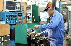 Vinh Phuc: 8-month industrial production index up 11.8 percent
