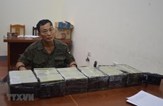 Trafficker of 21 kilogrammes of heroin arrested in Lang Son