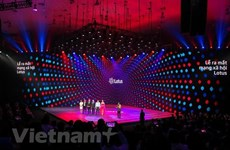 """Made-in-Vietnam"" social network Lotus makes debut"