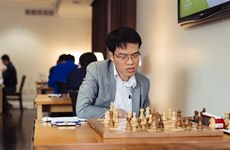 GM Liem draws with Artemiev in FIDE World Cup