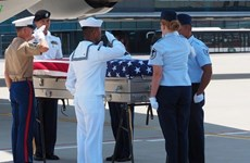 More remains of US servicemen repatriated