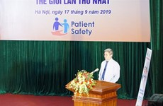 Patient safety comes under spotlight in Hanoi meeting