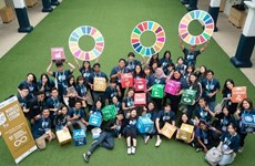 """World's Largest Lesson"" on sustainability comes to Vietnam"
