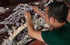 Hanoi develops craft village tourism