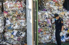 Indonesia continues sending back plastic waste to Australia
