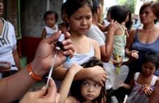 """Philippines declares polio """"outbreak"""""""