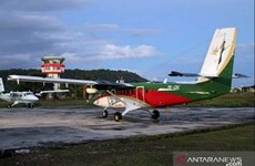 Indonesia searches for missing Twin Otter aircraft