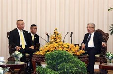 Vietnam, Thailand hold defence policy dialogue