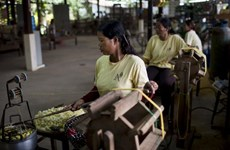 Cambodia to raise minimum wage for textiles, footwear workers