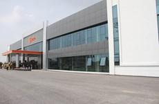 Korean auto part maker inaugurates plant in Ninh Binh