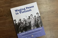 Book on movement against war in Vietnam debuted