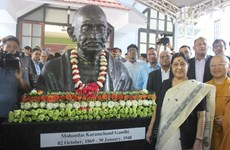 Mahatma Gandhi's 150th birthday to be marked with various activities