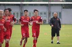 Vietnam drop two places in FIFA rankings
