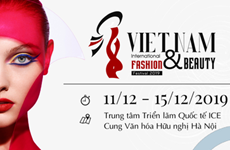Hanoi to host Vietnam int'l fashion & beauty festival in December