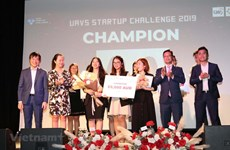 Vietnamese start-up challenge concludes in Australia