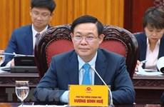 Deputy PM, WB Vice President hold talks