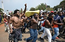 Unrest in Indonesia's Papua under control