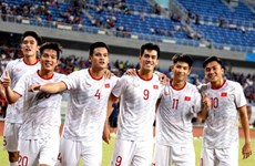 Vietnam's U22 team to have friendly match against UAE
