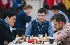GM Le Quang Liem eliminated from FIDE World Cup