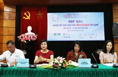 Nearly 1,500 to join final round of Hanoi Moi Open Running Tournament
