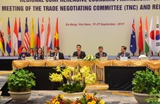 RCEP talks to solve trade barriers and find mutual ground