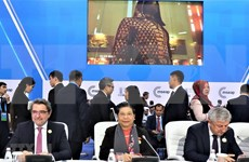 NA Vice Chairwoman attends MSEAP 4 opening
