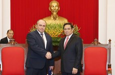 Belarusian Deputy PM describes Vietnam as reliable partner