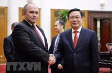 Vietnam, Belarus seek ways to forge economic, trade, investment ties