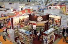 Vietnam promotes products at Moscow international food fair
