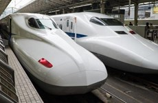 Indonesia, Japan sign deal on 4 billion USD railway project