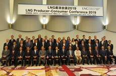 Vietnam attends LNG Producer-Consumer Conference in Japan