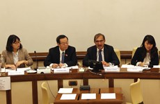 Vietnam expects stronger parliamentary ties with Italy: official