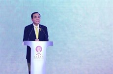 Thai PM pushes implementation of SDGs at UN General Assembly