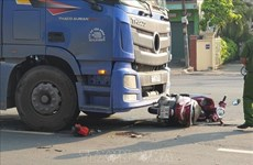 Traffic accidents claim 5,659 lives in nine months